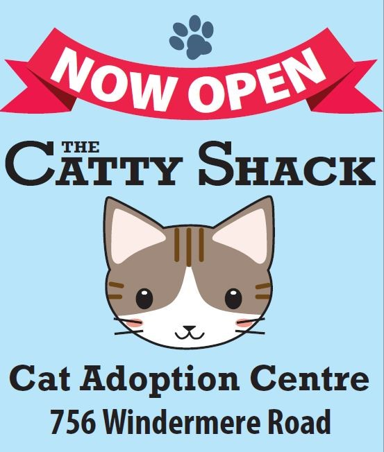 Catty Shack Now Open